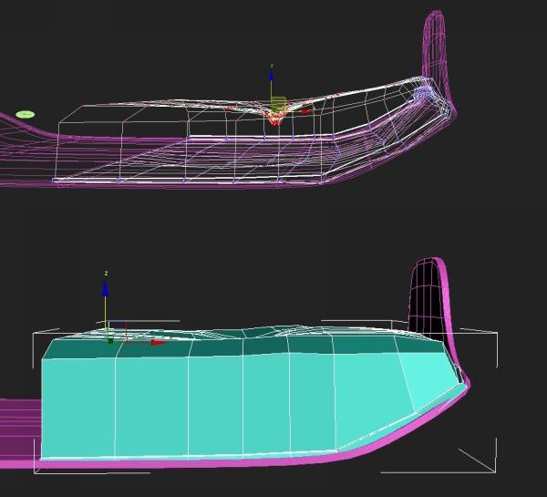 35 3dmax - آموزش مدلسازی با تری دی مکس ، مدلسازی صندلی ایمز لانژ