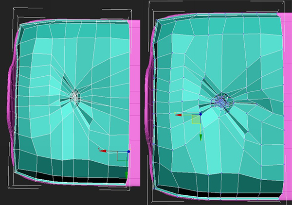 37 3dmax - آموزش مدلسازی با تری دی مکس ، مدلسازی صندلی ایمز لانژ