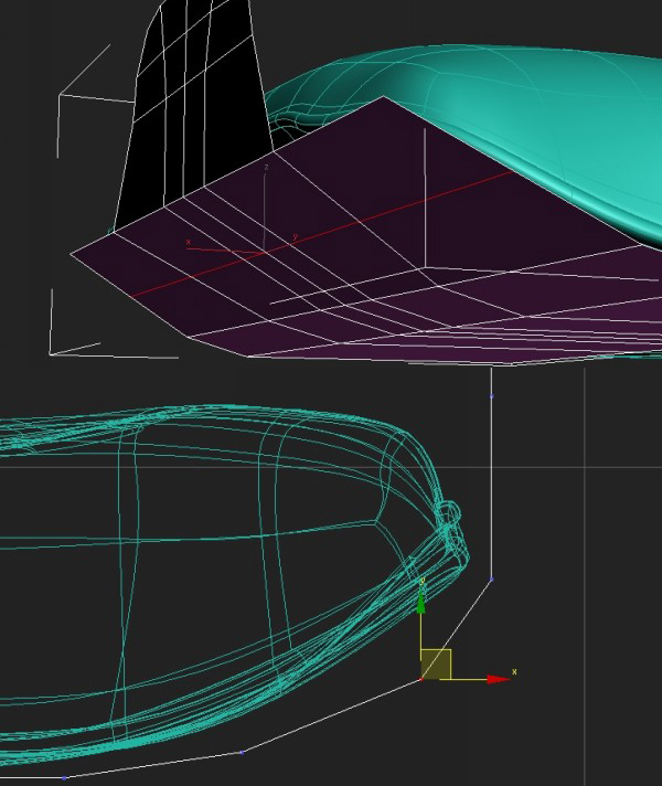 39 3dmax - آموزش مدلسازی با تری دی مکس ، مدلسازی صندلی ایمز لانژ