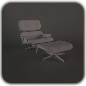 3dmax chair shakhes - تری دی مکس در طراحی صنعتی