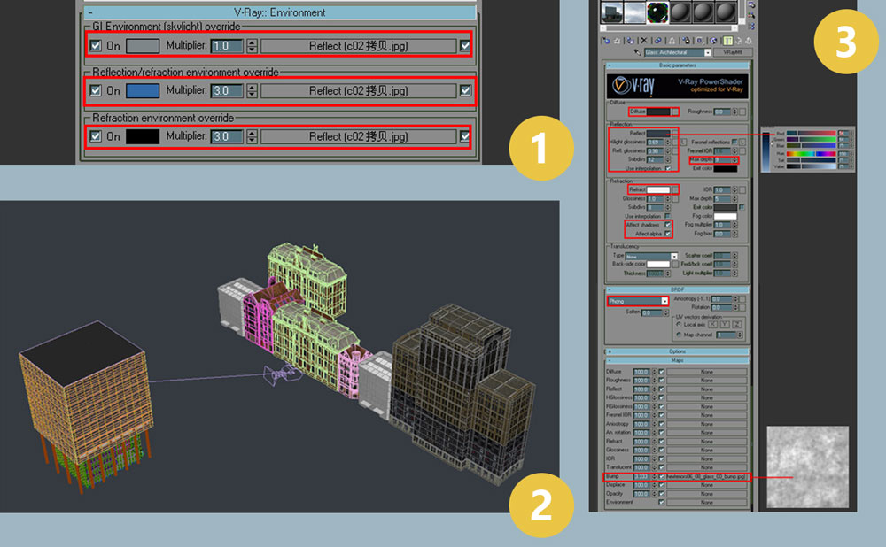 3dmax fusion post workflow4 - نگاهی جامع از 3dmax گرفته تا Fusion Post Workflow