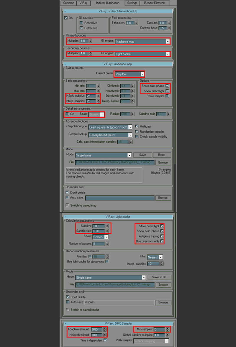 3dmax fusion post workflow6 - نگاهی جامع از 3dmax گرفته تا Fusion Post Workflow