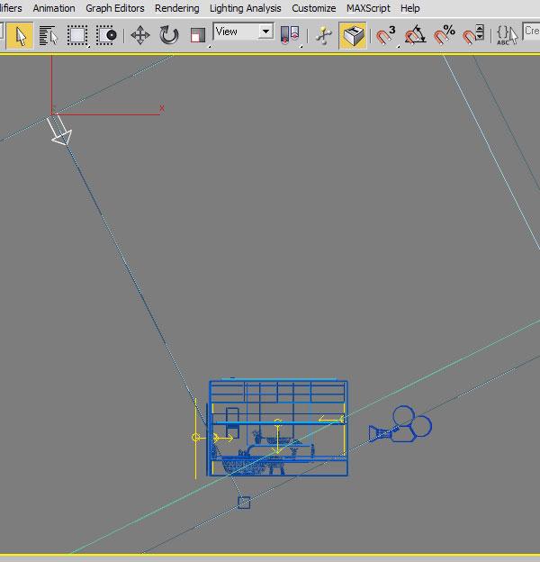 3dmax interior lighting rendering10 - دست یابی به نتایج واقع بینانه برای روشنایی داخلی و رندر کردن با استفاده از 3Ds Max و V-Ray