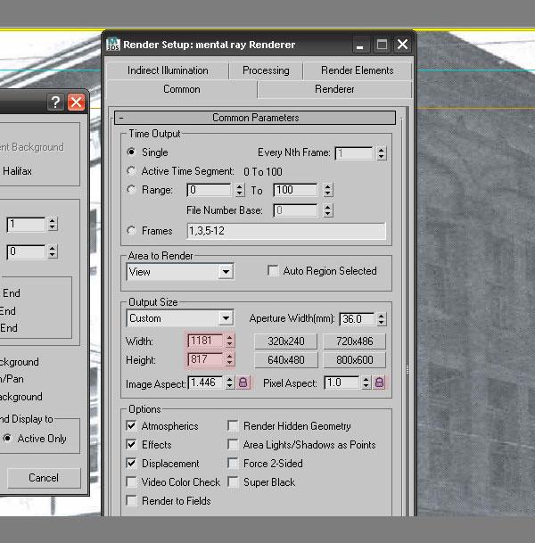 3dmax modeling photography25 - مدل سازی از مرجع عکاسی در 3Ds Max