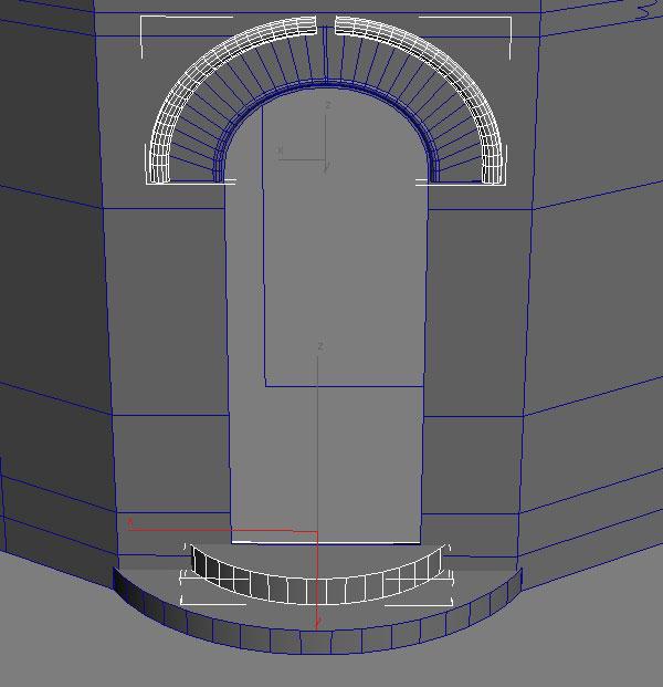 3dmax modeling photography33 - مدل سازی از مرجع عکاسی در 3Ds Max