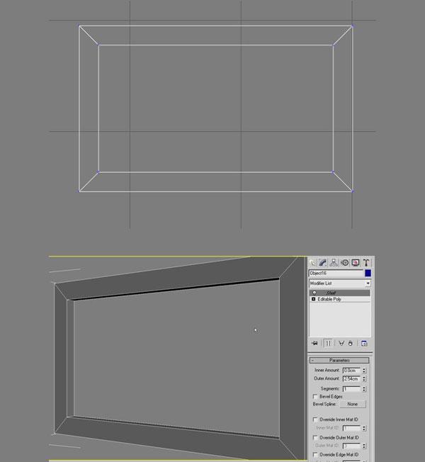 3dmax modeling photography35 - مدل سازی از مرجع عکاسی در 3Ds Max