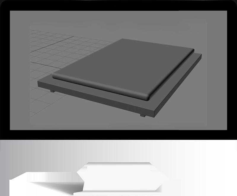3dmax rendering modeling10 - مدل سازی و رندر محیط داخلی با استفاده از 3ds Max و Vray