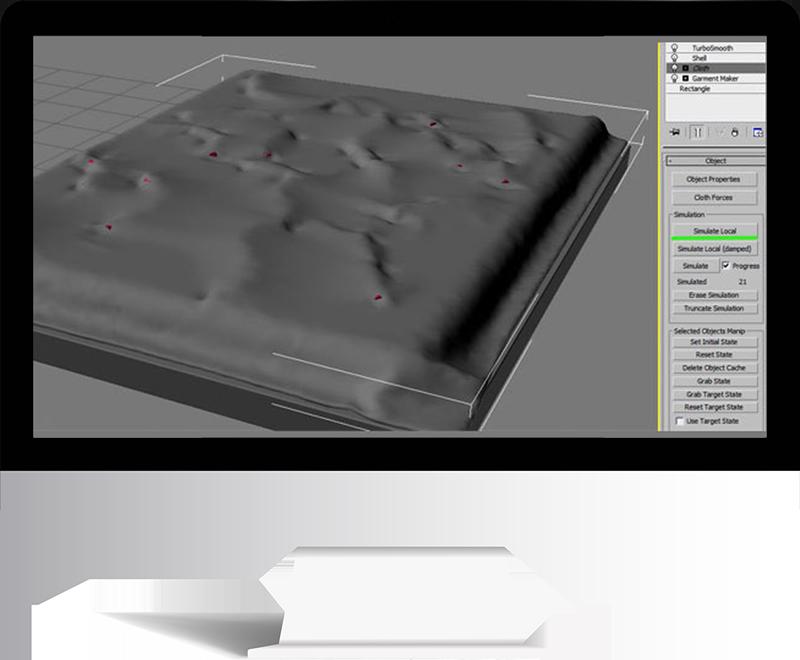 3dmax rendering modeling14 - مدل سازی و رندر محیط داخلی با استفاده از 3ds Max و Vray
