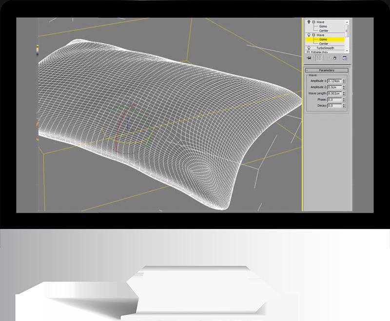 3dmax rendering modeling17 - مدل سازی و رندر محیط داخلی با استفاده از 3ds Max و Vray
