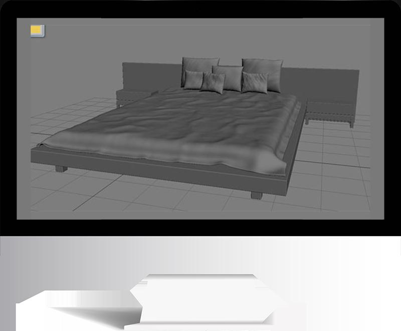 3dmax rendering modeling18 - مدل سازی و رندر محیط داخلی با استفاده از 3ds Max و Vray