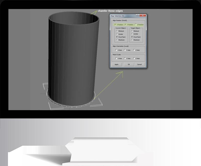 3dmax rendering modeling19 - مدل سازی و رندر محیط داخلی با استفاده از 3ds Max و Vray