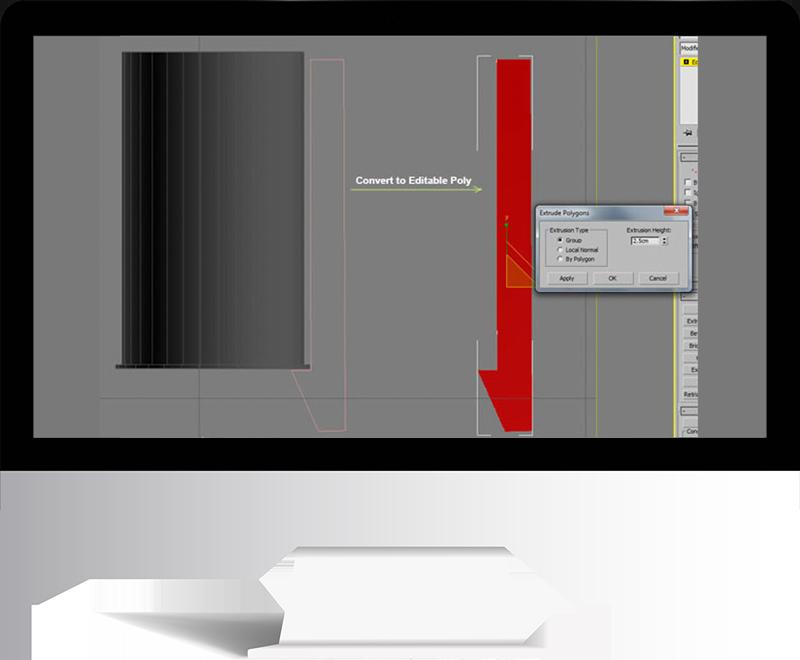 3dmax rendering modeling20 - مدل سازی و رندر محیط داخلی با استفاده از 3ds Max و Vray