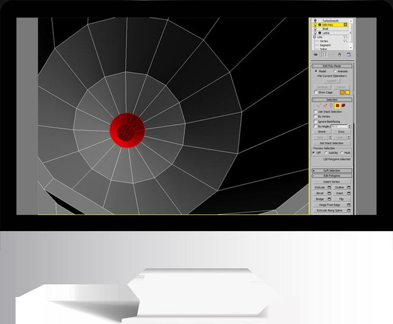 3dmax rendering modeling28 - مدل سازی و رندر محیط داخلی با استفاده از 3ds Max و Vray