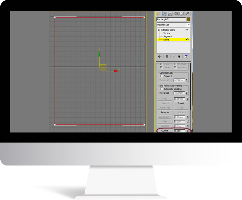3dmax rendering modeling3 - مدل سازی و رندر محیط داخلی با استفاده از 3ds Max و Vray