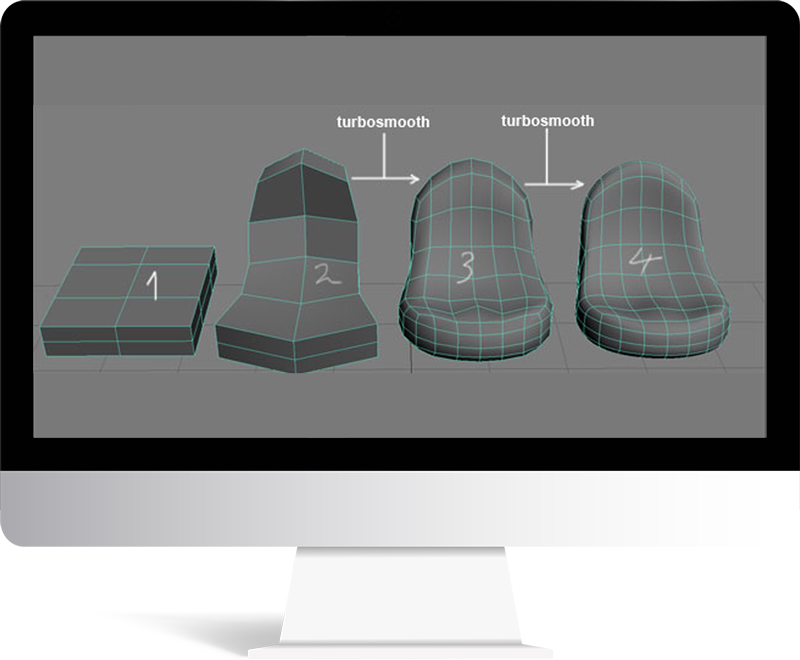 3dmax rendering modeling30 - مدل سازی و رندر محیط داخلی با استفاده از 3ds Max و Vray