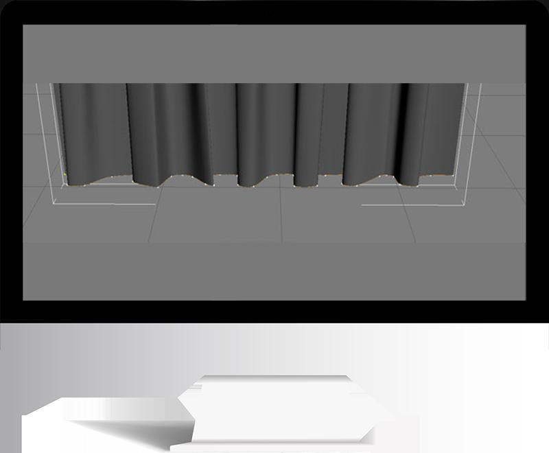 3dmax rendering modeling34 - مدل سازی و رندر محیط داخلی با استفاده از 3ds Max و Vray