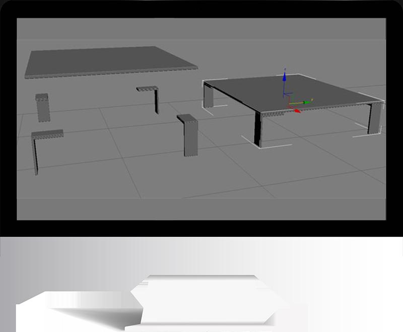 3dmax rendering modeling36 - مدل سازی و رندر محیط داخلی با استفاده از 3ds Max و Vray