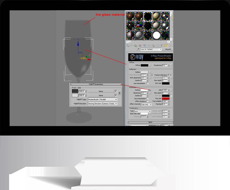 3dmax rendering modeling66 - مدل سازی و رندر محیط داخلی با استفاده از 3ds Max و Vray