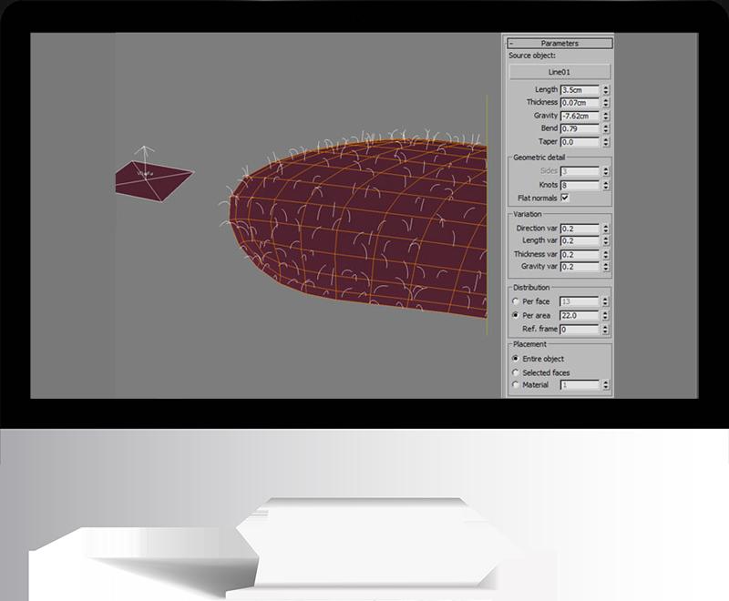 3dmax rendering modeling71 - مدل سازی و رندر محیط داخلی با استفاده از 3ds Max و Vray