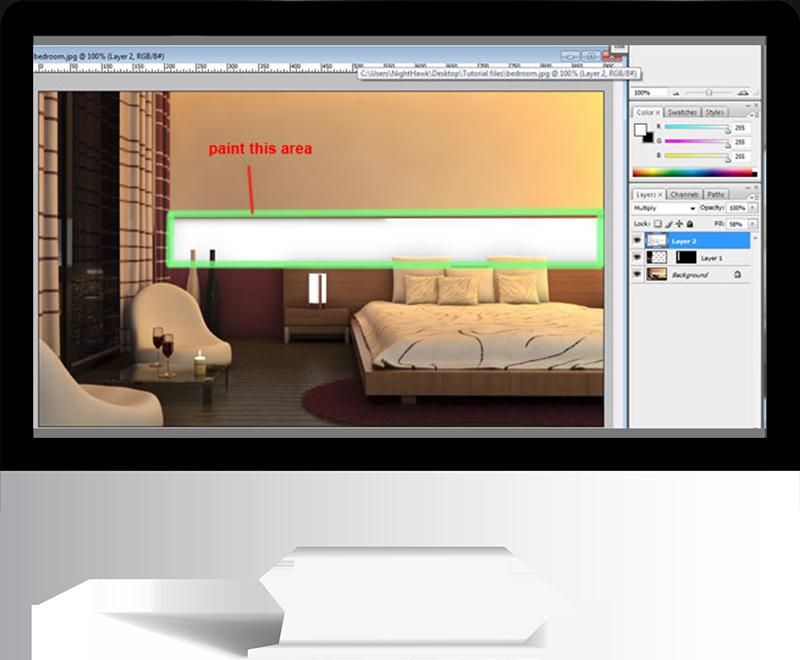 3dmax rendering modeling80 - مدل سازی و رندر محیط داخلی با استفاده از 3ds Max و Vray