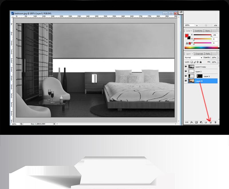 3dmax rendering modeling81 - مدل سازی و رندر محیط داخلی با استفاده از 3ds Max و Vray