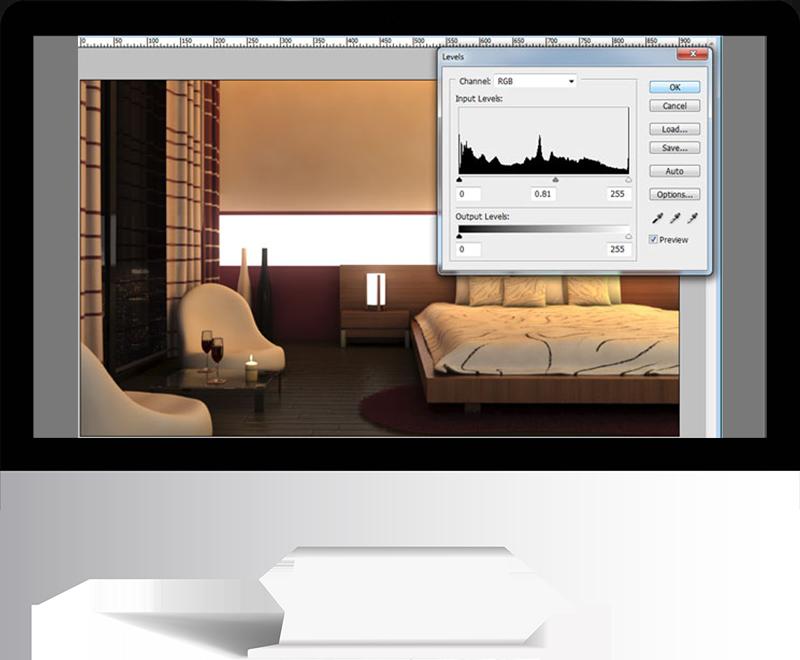 3dmax rendering modeling84 - مدل سازی و رندر محیط داخلی با استفاده از 3ds Max و Vray