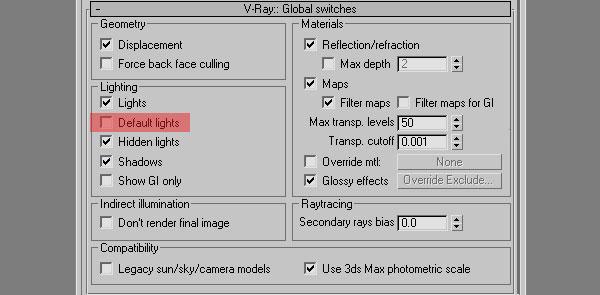 3dmax vray rendering18 - آموزش رندرگیری در تری دی مکس و وی ری
