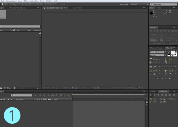 3dsmax multi pass rendering23 - رندر و ترکیب بندی چند مرحله ای یا مولتی پس در 3ds Max و After Effects