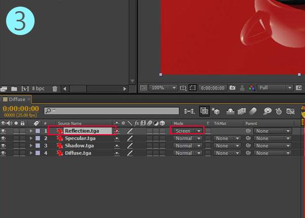 3dsmax multi pass rendering25 - رندر و ترکیب بندی چند مرحله ای یا مولتی پس در 3ds Max و After Effects