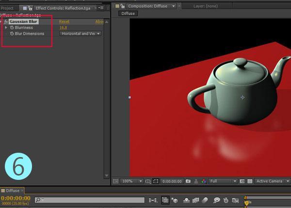 3dsmax multi pass rendering28 - رندر و ترکیب بندی چند مرحله ای یا مولتی پس در 3ds Max و After Effects