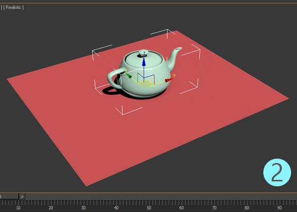 3dsmax multi pass rendering3 - رندر و ترکیب بندی چند مرحله ای یا مولتی پس در 3ds Max و After Effects