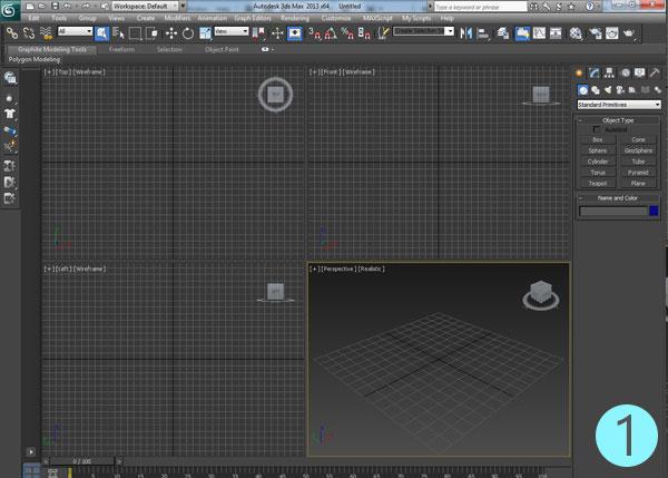 3dsmax multi pass rendering30 - رندر و ترکیب بندی چند مرحله ای یا مولتی پس در 3ds Max و After Effects