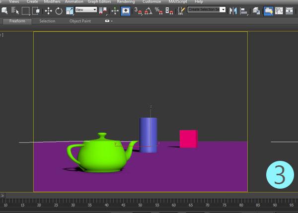 3dsmax multi pass rendering32 - رندر و ترکیب بندی چند مرحله ای یا مولتی پس در 3ds Max و After Effects