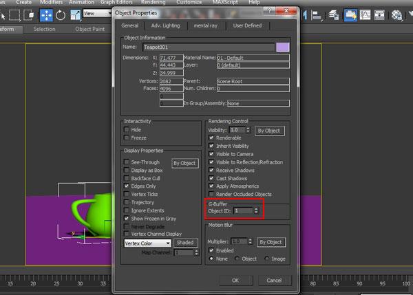 3dsmax multi pass rendering34 - رندر و ترکیب بندی چند مرحله ای یا مولتی پس در 3ds Max و After Effects