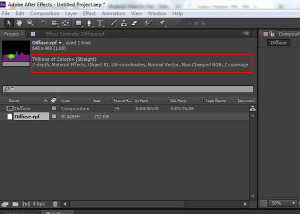 3dsmax multi pass rendering40 - رندر و ترکیب بندی چند مرحله ای یا مولتی پس در 3ds Max و After Effects