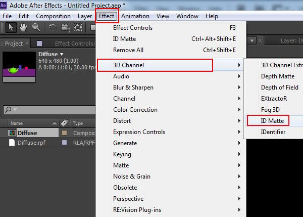 3dsmax multi pass rendering41 - رندر و ترکیب بندی چند مرحله ای یا مولتی پس در 3ds Max و After Effects
