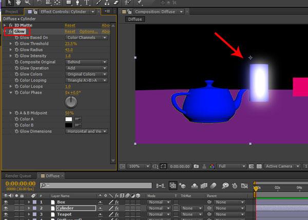 3dsmax multi pass rendering49 - رندر و ترکیب بندی چند مرحله ای یا مولتی پس در 3ds Max و After Effects