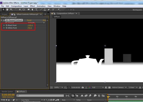 3dsmax multi pass rendering52 - رندر و ترکیب بندی چند مرحله ای یا مولتی پس در 3ds Max و After Effects