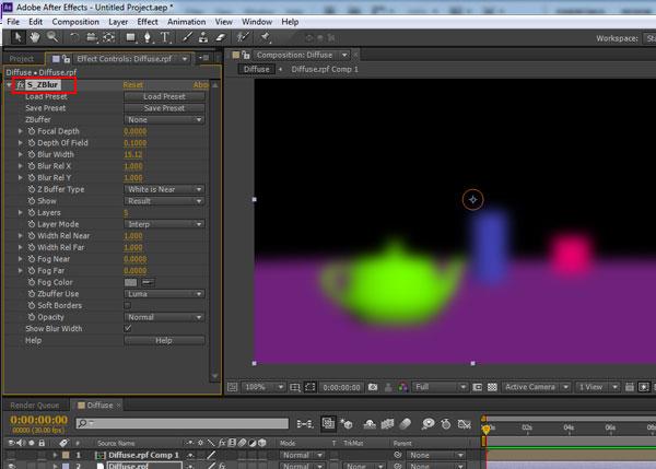 3dsmax multi pass rendering55 - رندر و ترکیب بندی چند مرحله ای یا مولتی پس در 3ds Max و After Effects