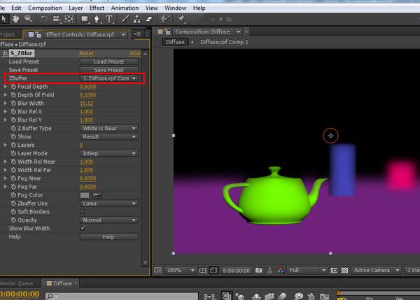 3dsmax multi pass rendering56 - رندر و ترکیب بندی چند مرحله ای یا مولتی پس در 3ds Max و After Effects