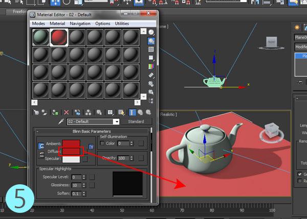 3dsmax multi pass rendering6 - رندر و ترکیب بندی چند مرحله ای یا مولتی پس در 3ds Max و After Effects