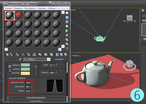 3dsmax multi pass rendering7 - رندر و ترکیب بندی چند مرحله ای یا مولتی پس در 3ds Max و After Effects