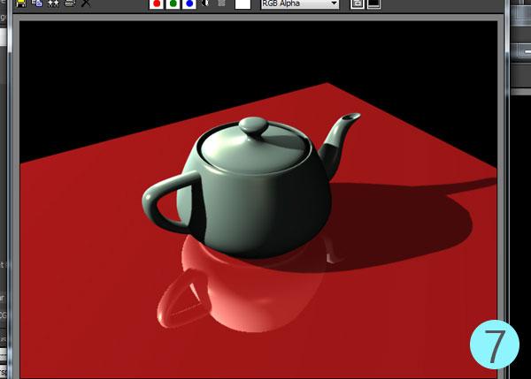 3dsmax multi pass rendering8 - رندر و ترکیب بندی چند مرحله ای یا مولتی پس در 3ds Max و After Effects