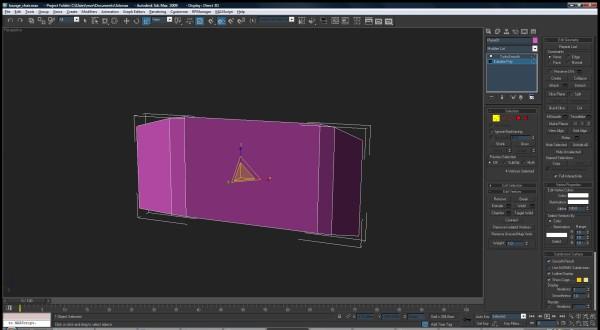4 3dmax - آموزش مدلسازی با تری دی مکس ، مدلسازی صندلی ایمز لانژ