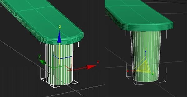 51 3dmax - آموزش مدلسازی با تری دی مکس ، مدلسازی صندلی ایمز لانژ