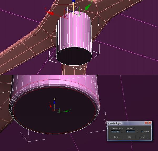 63 3dmax - آموزش مدلسازی با تری دی مکس ، مدلسازی صندلی ایمز لانژ