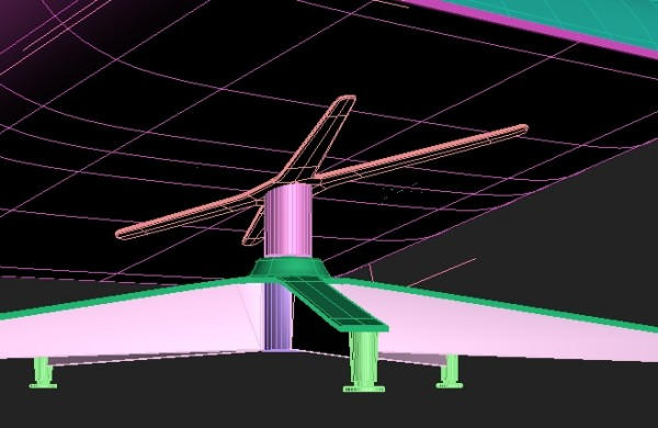 64 1 3dmax - آموزش مدلسازی با تری دی مکس ، مدلسازی صندلی ایمز لانژ