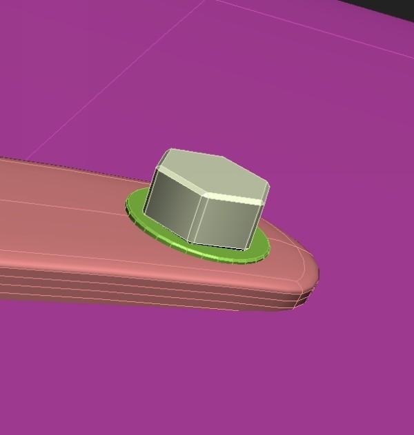 66 3dmax - آموزش مدلسازی با تری دی مکس ، مدلسازی صندلی ایمز لانژ