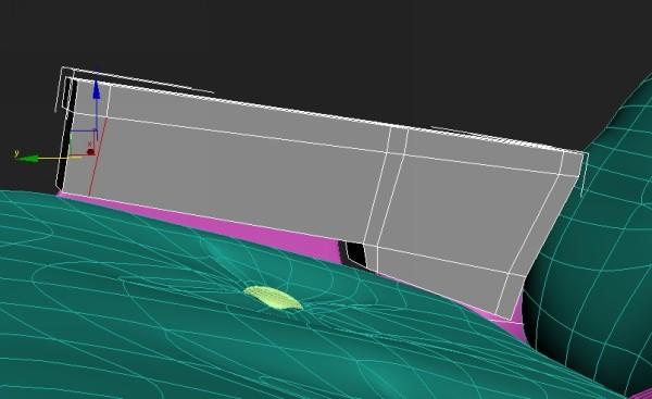 71 3dmax - آموزش مدلسازی با تری دی مکس ، مدلسازی صندلی ایمز لانژ