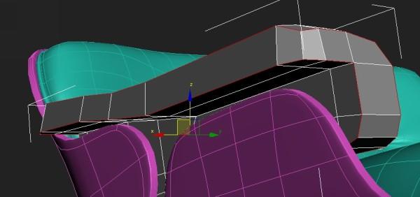73 3dmax - آموزش مدلسازی با تری دی مکس ، مدلسازی صندلی ایمز لانژ